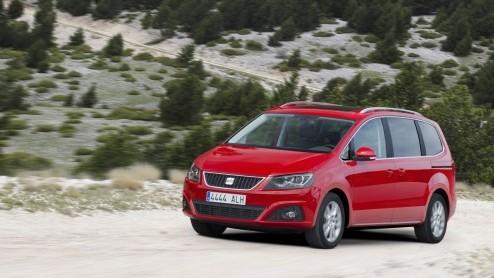 Seat Alhambra Autotest Seat Alhambra 4wd En 20 Tdi 115 Pk
