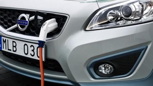 Volvo C30 Opladen Elektrische Auto In 1 5 Uur Dankzij Volvo