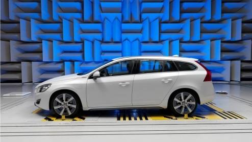 Volvo V60 Volvo Werkt Aan Het Ideale Geluid Elektrische Auto S