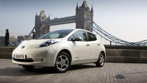 Smart Fortwo Nissan Leaf En Smart Fortwo Meest Verkochte