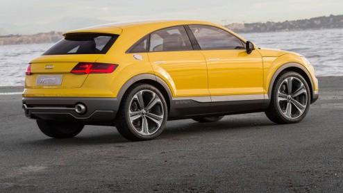 Audi Bevestigt Nieuwe Q Modellen En Meerdere Elektrische Auto S