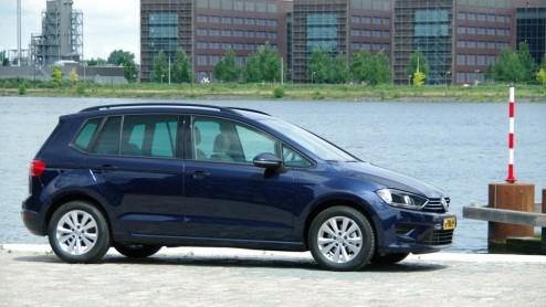 volkswagen sportsvan autotest golf sportsvan meer dan plus. Black Bedroom Furniture Sets. Home Design Ideas