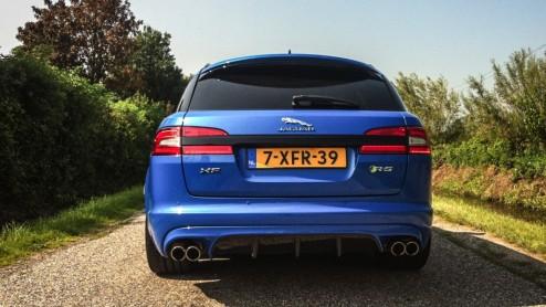 Jaguar XFR-S Sportbrake voor elke petrolhead met gezin