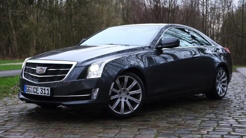 Lekker apart en apart lekker - Cadillac ATS Coupe