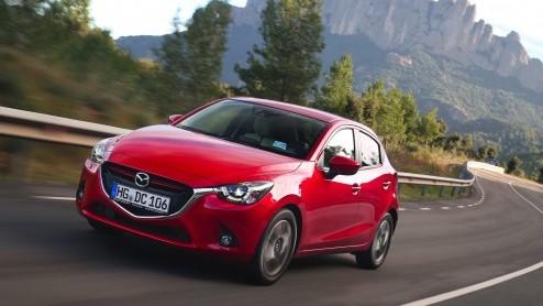 Mazda2: Volwassen, maar ook speels