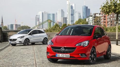 Nieuwe Opel Corsa verrijkt met driecilinder