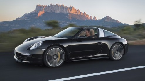 Porsche 911 Prijzen Nieuwe Porsche 911 Targa