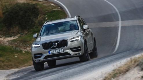 Volvo maakt statement met nieuwe XC90