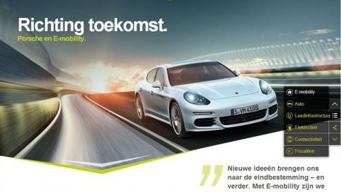 Porsche Panamera De Hybride Porsche S Ontrafeld