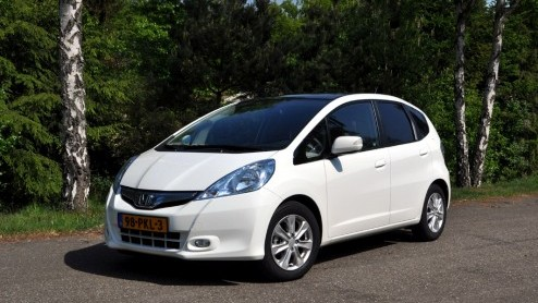 honda jazz autotest wat is de meerwaarde van de honda jazz hybrid. Black Bedroom Furniture Sets. Home Design Ideas