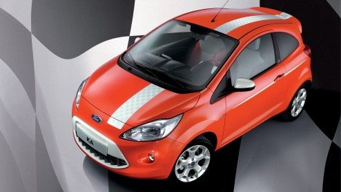 ford ka ford ka grand prix in aantocht. Black Bedroom Furniture Sets. Home Design Ideas