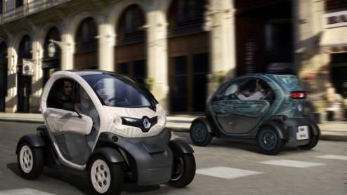Renault Kangoo Autotest Elektrische Aftrap Bij Renault Eerste