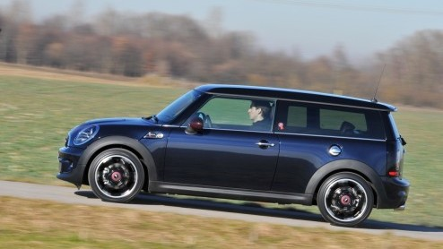 Mini Mini Autotest Mini Cooper Sd Clubman Snelheid Voor