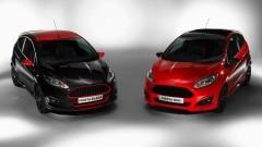 140 pk sterke EcoBoost in Ford Fiesta Red en Black Edition (update)