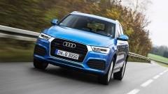 Vernieuwde Audi Q3 en RS Q3: lager verbruik en meer vermogen