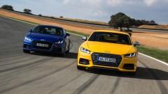 Audi TT wint karakter