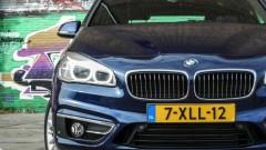 BMW 2 Serie Active Tourer gaat met de tijd mee