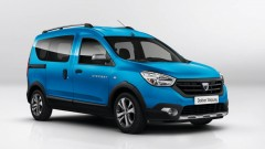 Dacia Dokker doet stoer als Stepway