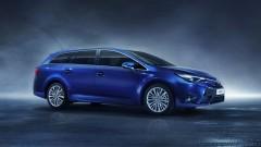 Dit is de nieuwe Toyota Avensis!