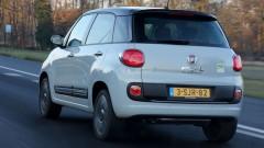 Fiat 500L nu ook op LPG