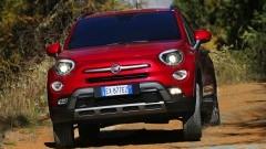 Fiat 500X: Vol in de achtervolging