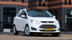 Hollands feestje - Ford C-MAX Energi Plug-in Hybrid