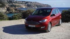 Ford C-Max: Strak design in een stervend segment