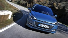 Hyundai i20 loopt te koop met ruimte