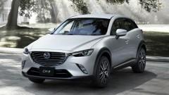 Meer 1.5 liters en 20% bijtelling voor Mazda CX-3
