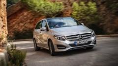 Mercedes-Benz B-Klasse heeft nieuwe ambities