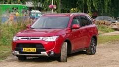 Mitsubishi Outlander, luxe werkpaard