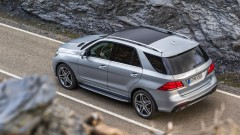 Nieuw gezicht en andere naam voor Mercedes M-Klasse: GLE