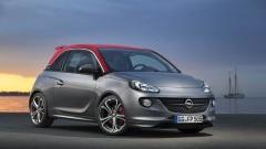 Opel Adam S klaar voor actie