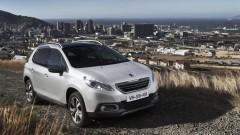 Peugeot 2008 tijdelijk extra luxe als Crossway