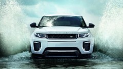 Range Rover Evoque wordt lichter en effici�nter