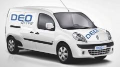 Renault Kangoo Z.E op waterstof in actie