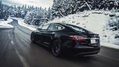 Tesla Model S P85D met 700 pk � waanzin of waanzinnig?