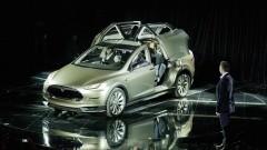 Uitlevering Tesla Model X in zomer 2015 (update!)