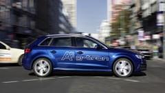 Verkoop aardgasauto in de lift dankzij Audi