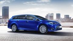 Vernieuwde Toyota Avensis met scherp geprijsde diesel