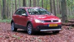 Volkswagen CrossPolo: wat 15 mm extra al niet kan doen