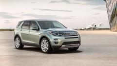Zelf de Land Rover Discovery Sport ontdekken