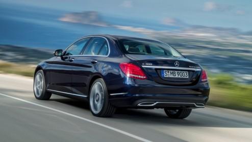 Mercedes Benz C Klasse Afbeeldingen Afbeelding 1 Van Nieuwe