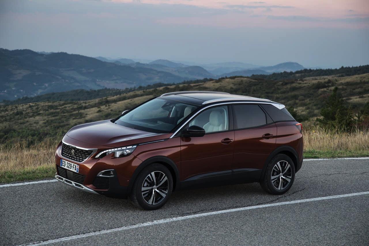 Peugeot 3008 Afbeeldingen Afbeelding 12 Van Nieuwe