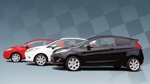 Ford lanceert de Fiesta S-edition. Deze in een gelimiteerde oplage van 300 stuks geproduceerde Ford Fiesta heeft een sportieve inborst en biedt een complete uitrusting tegen een scherp prijskaartje. M