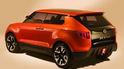 SsangYong en Mahindra zijn de ontwikkeling van een nieuwe SUV gestart; de eerste gemeenschappelijk geproduceerde auto sinds Mahindra eind vorig jaar meerderheidsaandeelhouder werd van de fabrikant. He