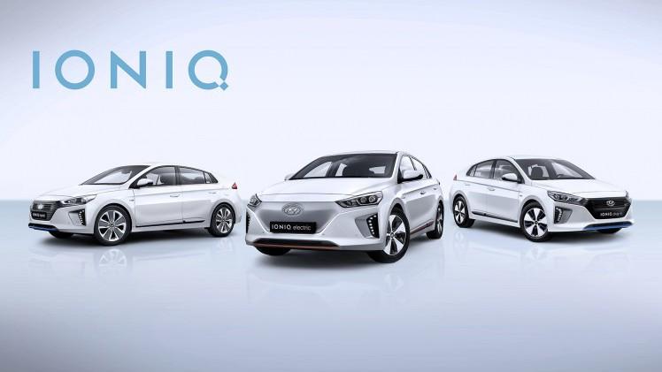 Hyundai Ioniq 250 Kilometer Rijden Met Hyundai Ioniq Electric