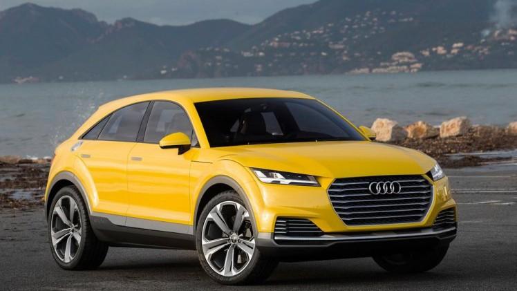 Audi Q8 Audi Bevestigt Nieuwe Q Modellen En Meerdere Elektrische