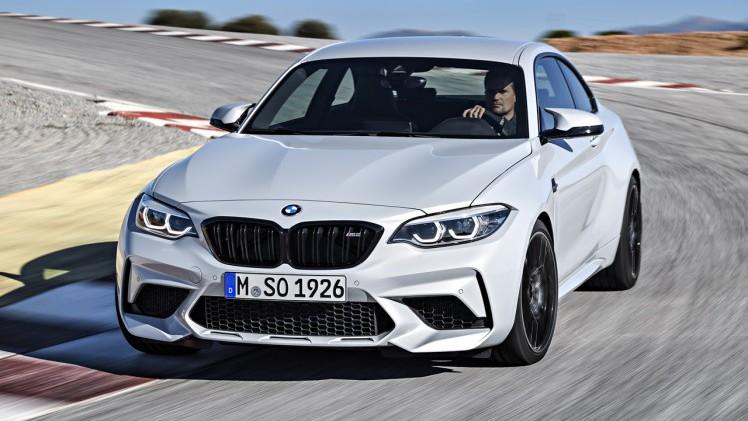סנסציוני BMW 2 -serie - Dikke prijs voor dikke BMW M2 Competition AZ-94