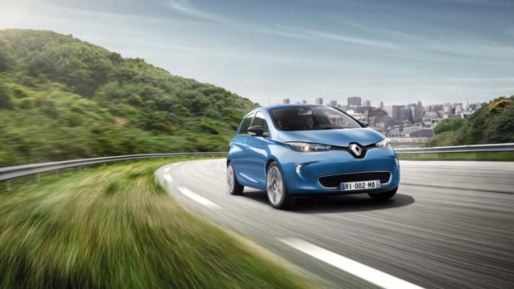 Renault Zoe Energieboost Voor Renault Zoe Met 41 Kwh Accupakket